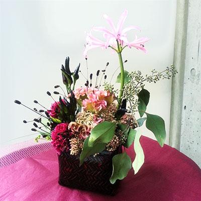 お花教室作品画像1